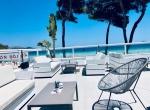 Beach club Mallorca 1